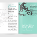 Hot Off The E-Press! Juliana's Bike Brochure